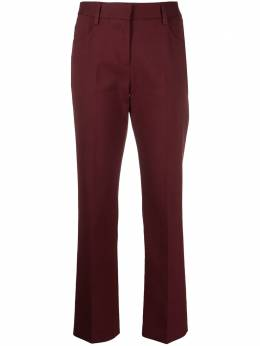See By Chloe прямые брюки средней посадки CHS21SPA06028