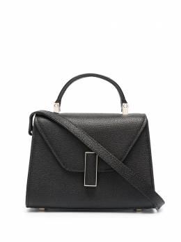 Valextra сумка через плечо из зернистой кожи WBES0021028LOC99