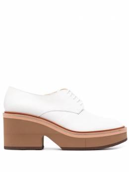 Clergerie туфли Agathe на шнуровке AGATHE