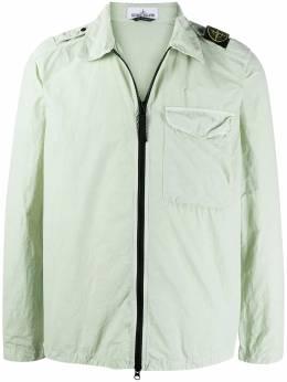 Stone Island куртка-рубашка 741510802