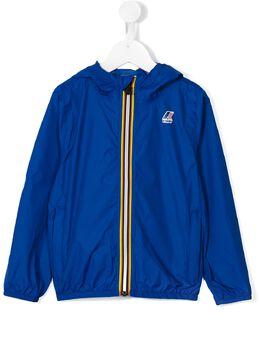 K Way Kids куртка с логотипом K004BD0