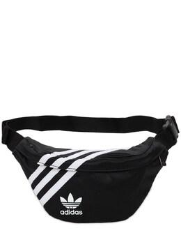 Сумка На Пояс Adidas Originals 73I0N6063-QkxBQ0s1