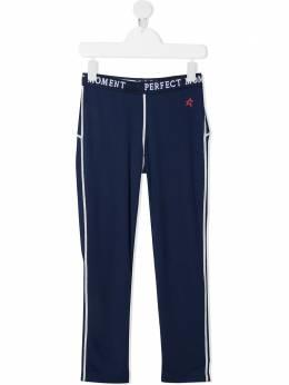 Perfect Moment Kids спортивные брюки с логотипом K60000741701