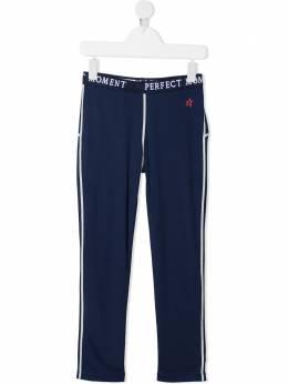 Perfect Moment Kids спортивные брюки с логотипом K60000481701