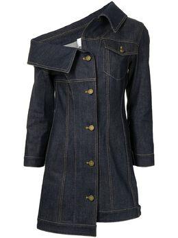 Monse джинсовое платье мини MR210213DNM