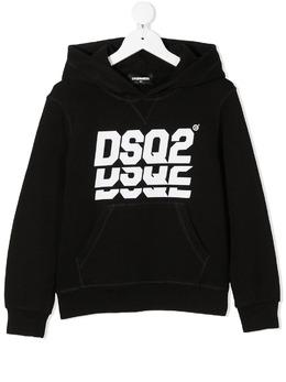 Dsquared2 Kids худи с логотипом DQ0476D002G