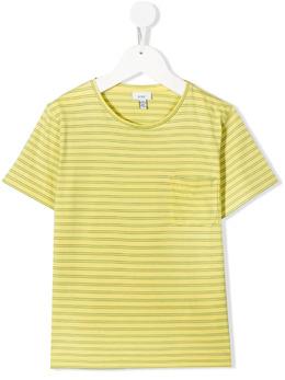 Knot полосатая футболка Hans TS18NA2612