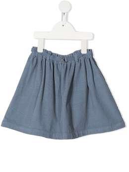 Knot вельветовая расклешенная юбка Susumu SA04BB2712