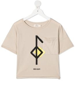 Andorine футболка с графичным принтом ADW2045A
