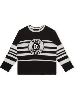 Dolce & Gabbana Kids толстовка Royals L4JT7MG7VGE