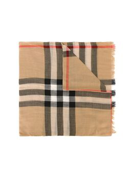 Burberry Kids шарф House Check 3858523