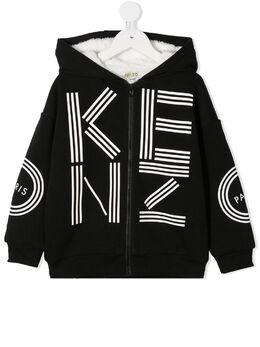 Kenzo Kids худи с логотипом KR17598