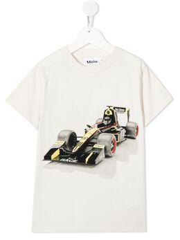 Molo футболка с принтом 1W20A2147274
