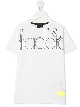 Diadora Junior футболка с логотипом 025449