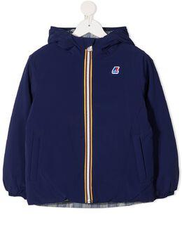 K Way Kids куртка на молнии с логотипом K111JLW