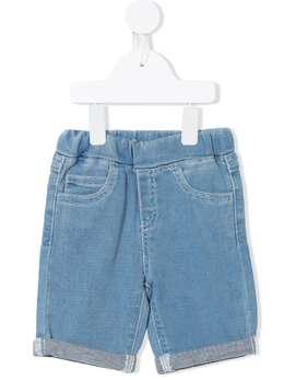 Emporio Armani Kids джинсовые шорты с эластичным поясом 3HHS064D1SZ