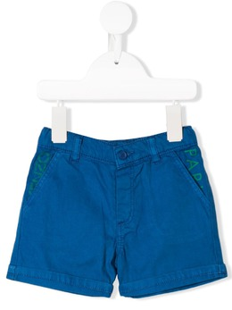 Kenzo Kids шорты с логотипом KN25508BBFLANAGAN
