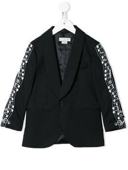 Stella McCartney Kids пиджак с узором 601439SPK77