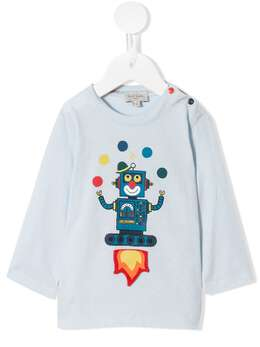Paul Smith Junior футболка Juggler Bot 5R10581