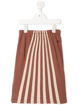 Bobo Choses юбка в полоску 22001122