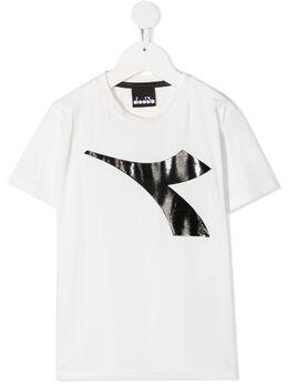 Diadora Junior футболка с логотипом 026299