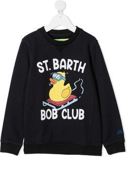 Mc2 Saint Barth Kids толстовка Hutton Ducky Bob HUT0001