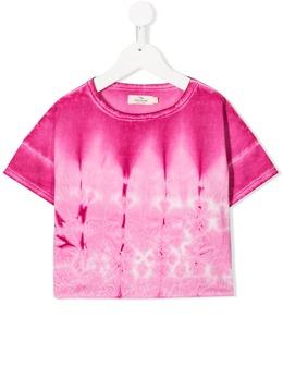 Andorine футболка с принтом тай-дай ADS2037B
