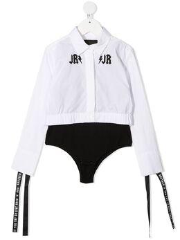 John Richmond Junior боди с логотипом RGA20246TW