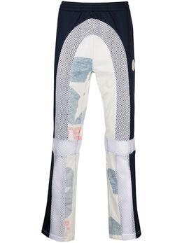 Telfar спортивные брюки из коллаборации с Converse 10020697A01