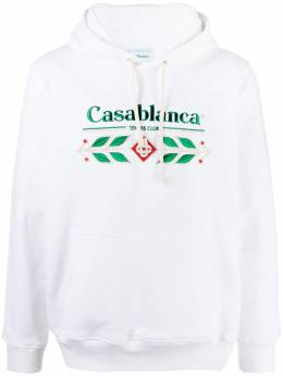 Casablanca худи с логотипом MS21JTP003