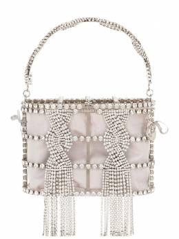 Rosantica декорированная сумка-тоут размера мини B422PALCRIGRIT