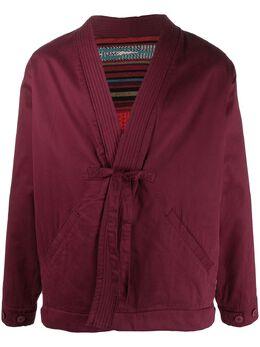 Maharishi двусторонняя куртка Hill Tribe 6325