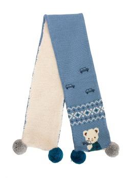 Familiar шарф вязки интарсия 569355