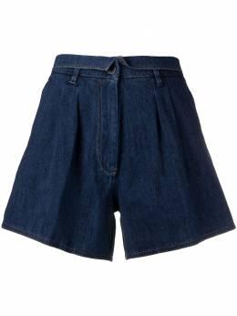 Forte_Forte джинсовые шорты с подворотом 8036MYPANTS