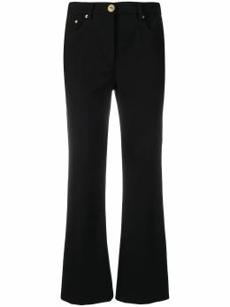 Boutique Moschino джинсы bootcut средней посадки A03091124