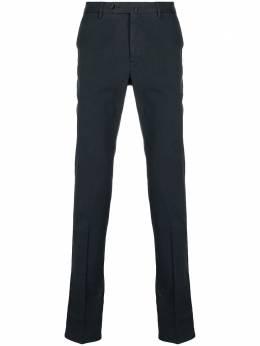 Pt01 брюки чинос стандартного кроя CODT01Z00CUBNK03