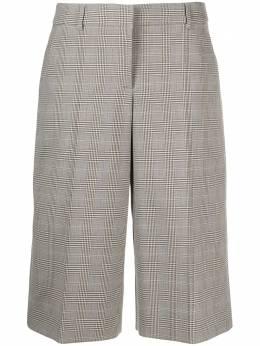 Boutique Moschino укороченные брюки в клетку A03271118