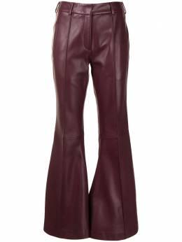 Khaite расклешенные брюки 3062708531