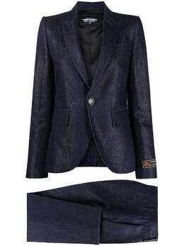 Dsquared2 джинсовый костюм-двойка S75FT0226S30731