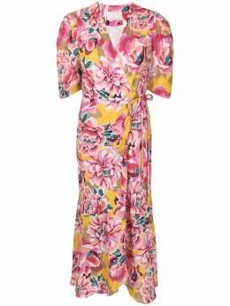 Ginger & Smart платье Flourish с запахом S20505A