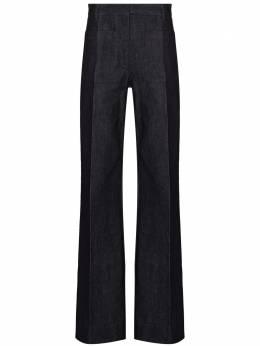 Victoria Beckham расклешенные джинсы с завышенной талией 1121DJE002268A