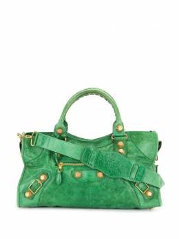 Balenciaga Pre-Owned сумка-тоут City WBU1399BCGBG