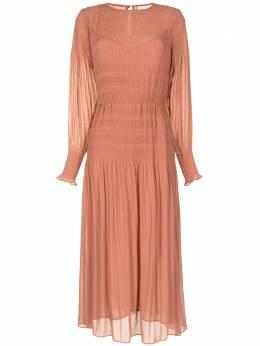 Ginger & Smart платье Evolution со складками S20512B