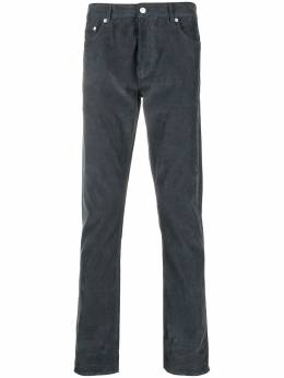 Officine Generale вельветовые брюки прямого кроя S21M5PT751PRE