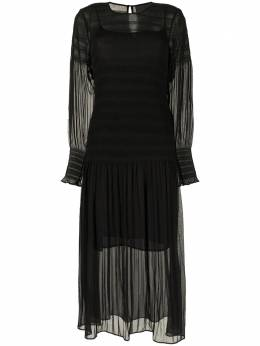 Ginger & Smart платье Evolution со складками S20512C