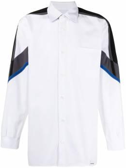 Koche рубашка со вставками SK2DL0012S53511
