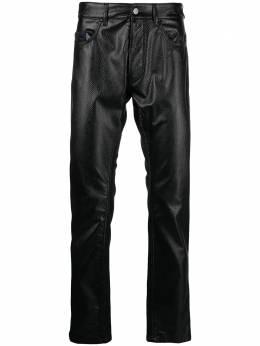 Koche брюки с тиснением под кожу рептилии SK2LA0004S53810