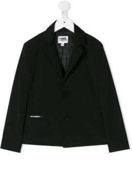 Karl Lagerfeld Kids костюмный пиджак Kameo Z16080