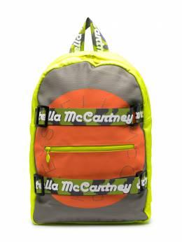 Stella McCartney Kids рюкзак с логотипом 602507SQD23