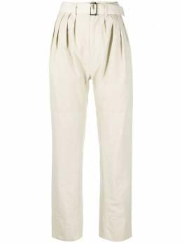 Lemaire непромокаемые брюки со складками 211PA153LF288